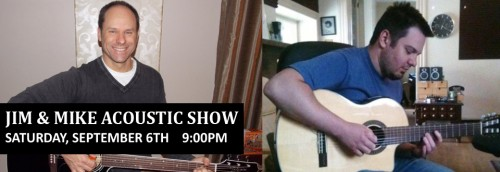 Jim & Mike Acoustic Show
