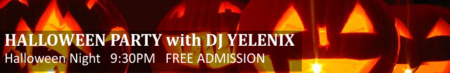 Halloween After Party with DJ Yelenix!